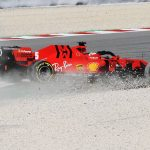 Test F1 Barcelona en directo: se para el Mercedes de Hamilton