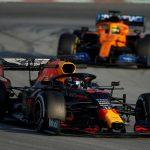 Test F1 Barcelona en directo: Verstappen pasa al ataque