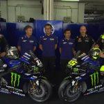 Un 'corazón' más potente para despedir a Rossi de Yamaha