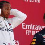 Verstappen empieza la guerra psicológica contra Hamilton
