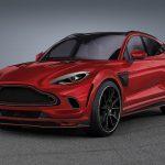 Aston Martin DBX. Lumma Design saca su lado más deportivo