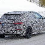 Audi RS3 2020. Pruebas invernales