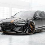Audi RS6 Avant. Mansory sube aún más el listón