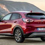 El Ford Puma estrena motor diésel: También llega la caja Powershift