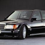 El Mercedes-Benz 190 E 2.5-16 Evolution II cumple ya 30 añitos y cada vez luce mejor