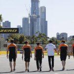 Fin a la cuarentena de McLaren en Melbourne, inicio en Woking