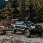 Ford Ranger Attainable Adventure: El pick up camperizado más completo y capaz