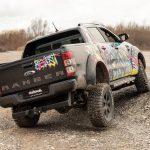 Ford Ranger Delta 4×4 : Ahora sí que puedes salir con soltura del asfalto