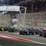 Guanyu Zhou ganó con Renault el GP virtual de Bahréin