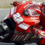 Guareschi pasó mucho miedo probando el 'botón mágico' de Ducati en 2003-2004