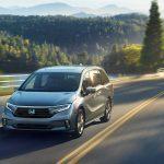 Honda Odyssey 2020: Sutil puesta a punto estética y tecnológicamente