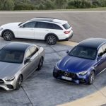 Mercedes-Benz presenta el nuevo Clase E y Clase E Estate, ahora con siete motores híbridos enchufables