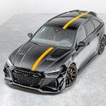 ¿Qué te parece la reinterpretación del Audi RS6 Avant que ha hecho Mansory?