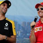 """Renault: """"¿Vettel? No diría no"""""""