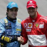 """""""Schumacher siempre apretaba y Alonso es como un rottweiler"""""""