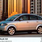 Audi A2, un modelo avanzado a su tiempo cuya filosofía entendimos 20 años más tarde