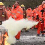 """Aviso a la F1: """"¿Distancia de seguridad si intento sacar al piloto de un coche en llamas?"""""""