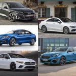 Comparativa visual Audi A3 Sedán 2020 frente a sus rivales: ¿Tú con cuál te quedas?
