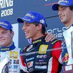 """El halago de Ricciardo a Merhi: """"Era un poco como Verstappen"""""""