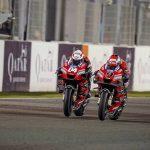 El 'modo jet' de Ducati