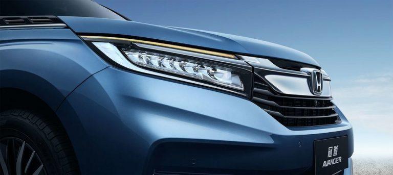 Honda Avancier 2020. Mejora un modelo de éxito ...