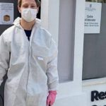 La bonita iniciativa de Aegerter para luchar contra el coronavirus