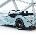La edición limitada LE60 les da un plus de exclusividad a los Morgan Plus Six y 3-Wheeler