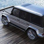 Mercedes-AMG G63 Yachting Edition: Cómo convertir un mastodonte sobre ruedas en un lujoso yate