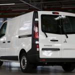 Oficial: Nuevo Mitsubishi Express