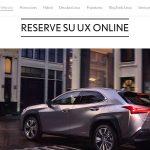 ¿Quieres reservar un UX 250h? Lexus te lo pone fácil