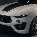 Ración de esteroides para el poderoso bloque V8 del Maserati Levante Trofeo de Novitec