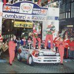 Sainz, candidato a mejor piloto de todos los tiempos del WRC