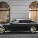 Aires de M4 GTS para este BMW Serie 7 con casi 600 CV de potencia