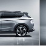 ArcFox Alpha-T. Otro SUV eléctrico chino