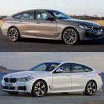 Comparación visual BMW Serie 6 GT 2020: ¿Mejor que su predecesor?