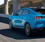 El SUV eléctrico Ford Mustang Mach-E carga más rápido de lo esperado, según Ford: recupera 119 km de autonomía en 10 minutos