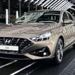 Hyundai i30. Comienza a fabricarse en la República Checa