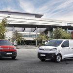 La Citroën ë-Jumpy es la primera primera furgoneta eléctrica de la marca, y tiene hasta 330 km de autonomía