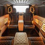 Mercedes-Benz Clase V. Tan lujoso como un Maybach gracias a Schawe Car Design