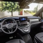Mercedes EQV. Ya está disponible el primer monovolumen 100% eléctrico de la marca