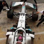 Mercedes tumba un nuevo experimento de clasificación
