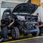 Nissan Navara-R: la pick-up de 1.000 CV y corazón de Nissan GT-R que apunta directamente contra la Hoonitruck