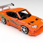 Ojo al Toyota MkIV Supra de 'The Fast and the Furious' que podrías montar en casa
