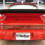 Porsche 911 RS America. Échale el guante a este