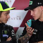 """""""¿Sustituir a Rossi? Espero más amor que odio desde Italia"""""""