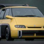 Un motor de F1 con 800 CV para un Renault Espace: ¿Lo recuerdas?