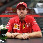 """Vettel ha cometido un error"""