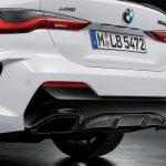 BMW le da al Serie 4 Coupé más carácter con las piezas M Performance