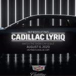 Cadillac pone nueva fecha al debut del Lyriq, su eléctrico de gran autonomía