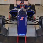 Carlos Sainz se sube al F3 en Silverstone; sus rivales, al F1